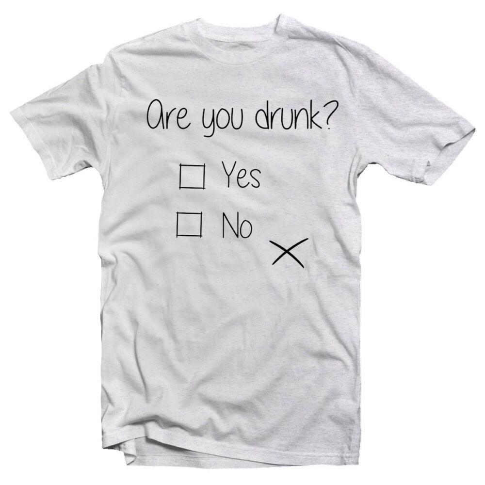 Are You Drunk?' Feliratos Póló
