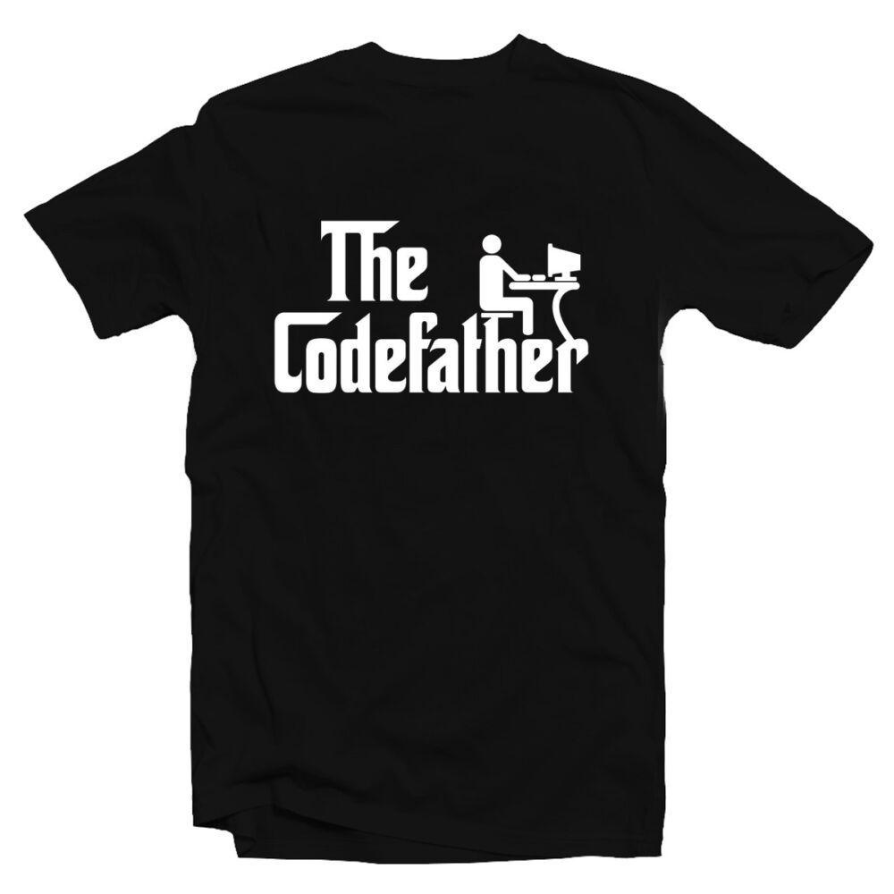 The Codefather Geek Gamer Póló