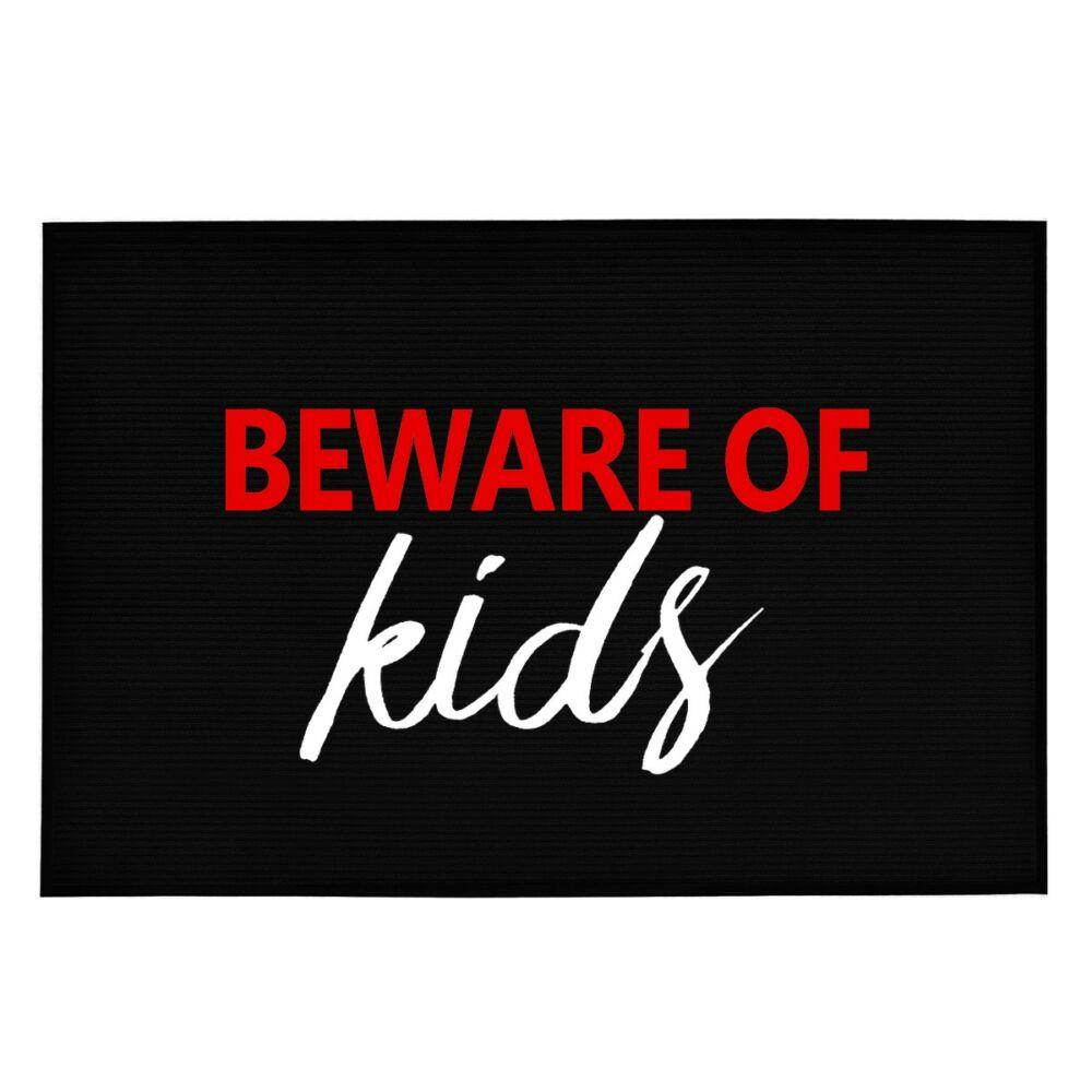 Beware of Kids' Vicces, Tréfás Lábtörlő