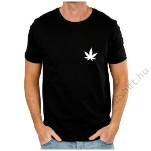 Mini Cannabis Logo Póló 2