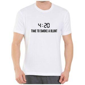 4:20 Time To Smoke a Blunt Póló 2
