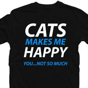 Cats Make Me Happy 2