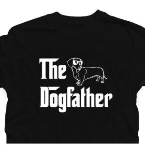 The Dogfather Állatos, Vicces Póló 2