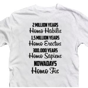 Homo Fis Feliratos Póló 2