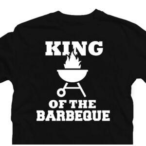 King of the Barbeque Ajándék Póló Grill Rajongóknak 2