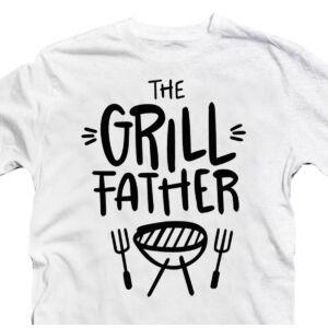 The Grillfather 2 Ajándék Póló Grill Rajongóknak 2