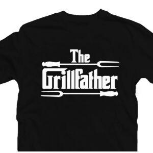 The Grillfather 3 Ajándék Póló Grill Rajongóknak 2