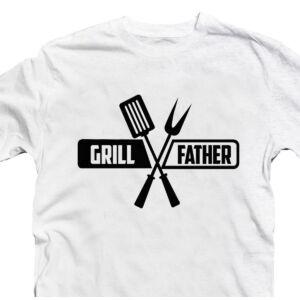 The Grillfather 4 Ajándék Póló Grill Rajongóknak 2