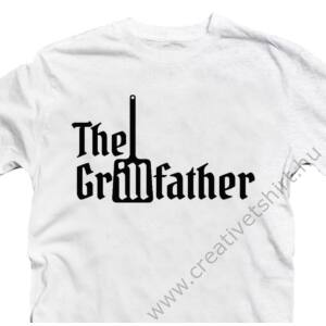 The Grillfather 5 Ajándék Póló Grill Rajongóknak 2