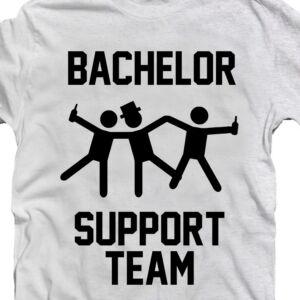 Bachelor Drinking Team' Legénybúcsú Party Póló 2