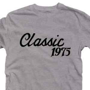 Classic 19.. Szülinapi Ajándék Póló 2