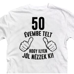 50 Évembe Telt