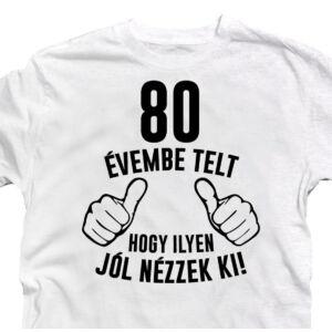 80 Évembe Telt