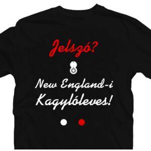 Jelszó? New England-i Kagylóleves Vicces Filmes Póló 2