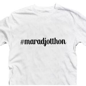 #maradjotthon Feliratos Póló 2