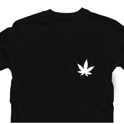 Mini Cannabis Logo Póló 3