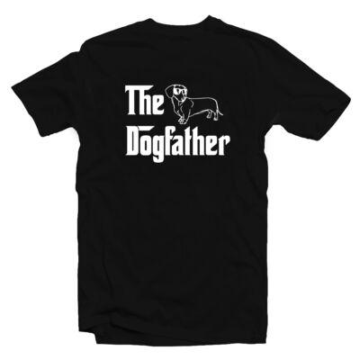 The Dogfather Állatos, Vicces Póló