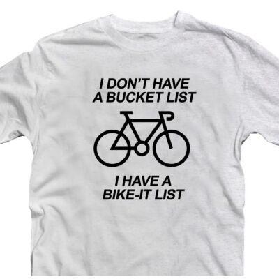 I Don't Have a Bucketlist Bringás