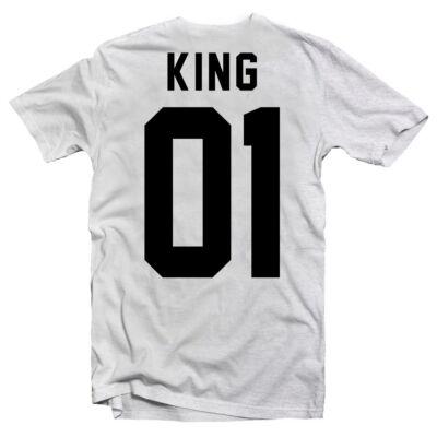 King II Feliratos Szerelmes Póló