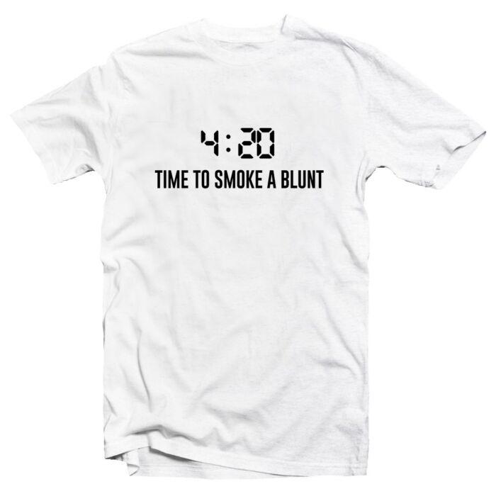 4:20 Time To Smoke a Blunt Póló