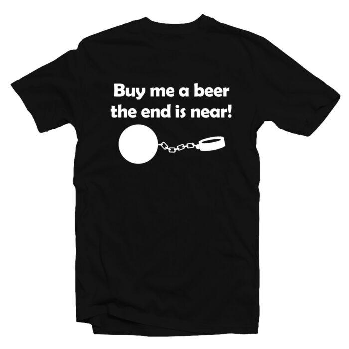 Buy Me a Beer and The End is Neer' Feliratos Fesztivál Póló