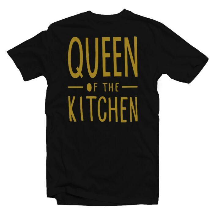 Queen of the Kitchen - Konyha Királynője Ajándék Póló