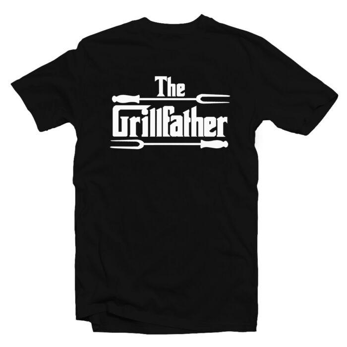 The Grillfather 3 Ajándék Póló Grill Rajongóknak