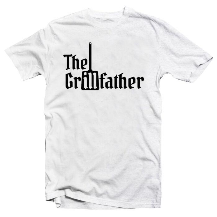 The Grillfather 5 Ajándék Póló Grill Rajongóknak