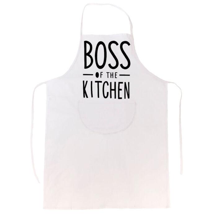Boss of the Kitchen' Vicces, Tréfás Kötény