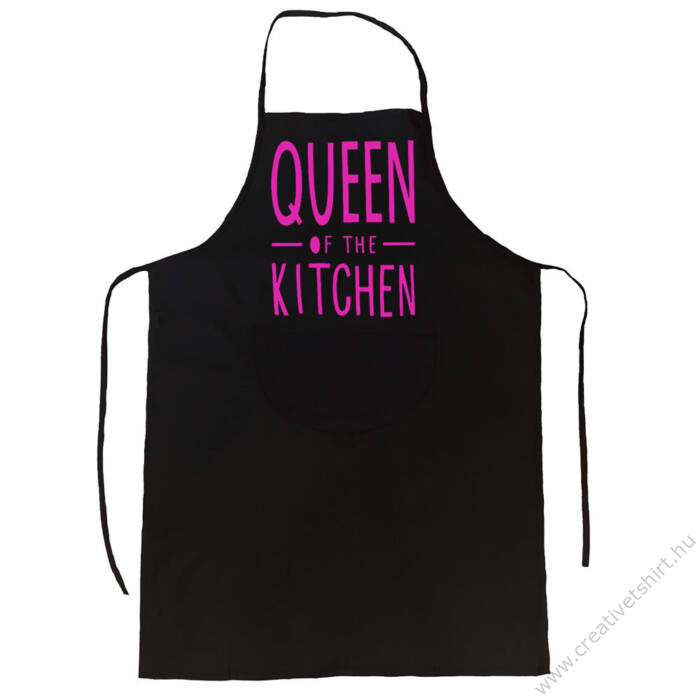 Queen of the Kitchen' Vicces, Tréfás Kötény