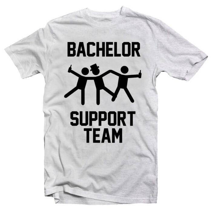 Bachelor Drinking Team' Legénybúcsú Party Póló