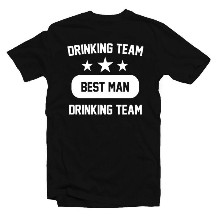Bachelor Party Best Man' Legénybúcsú Party Póló