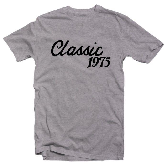 Classic 19.. Szülinapi Ajándék Póló