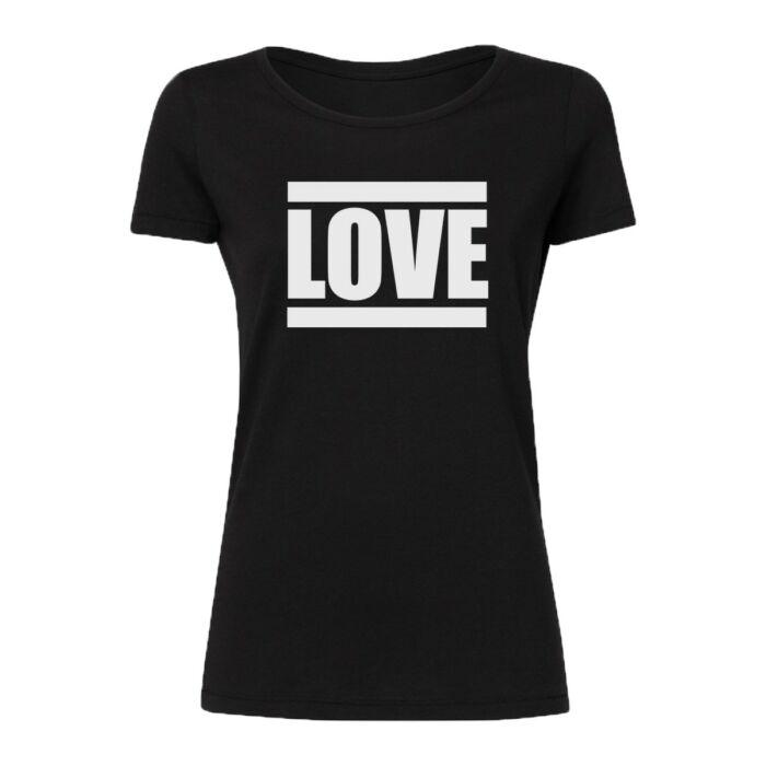 Love Feliratú Szerelmes Feliratos Póló