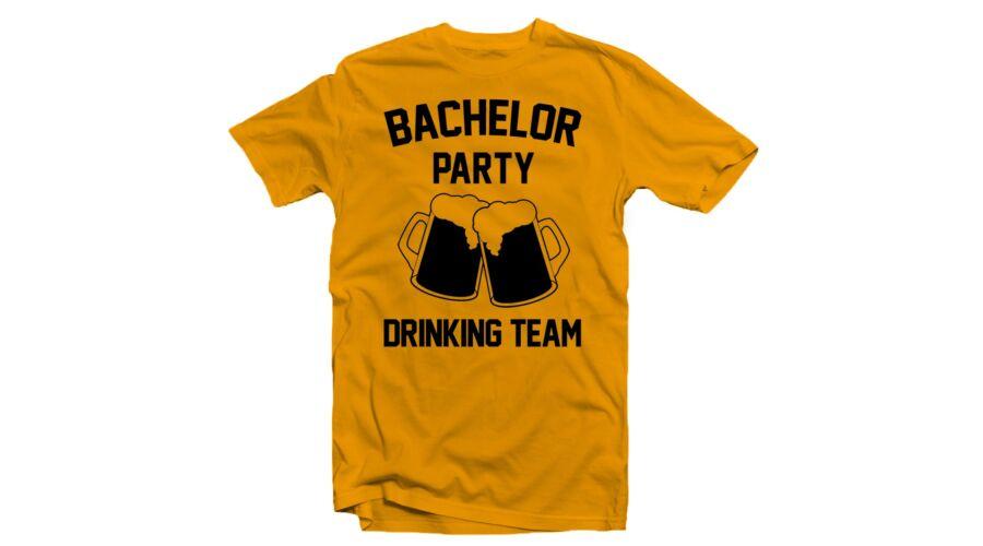 Bachelor Party Drinking Team  Legénybúcsú Party Póló Katt rá a  felnagyításhoz 16fc69e655